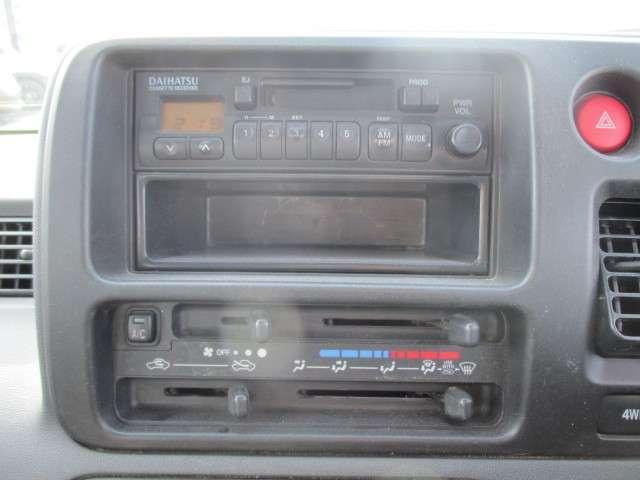 ダイハツ ハイゼットカーゴ スペシャル 4WD マニュアル5速 両側スライドドア