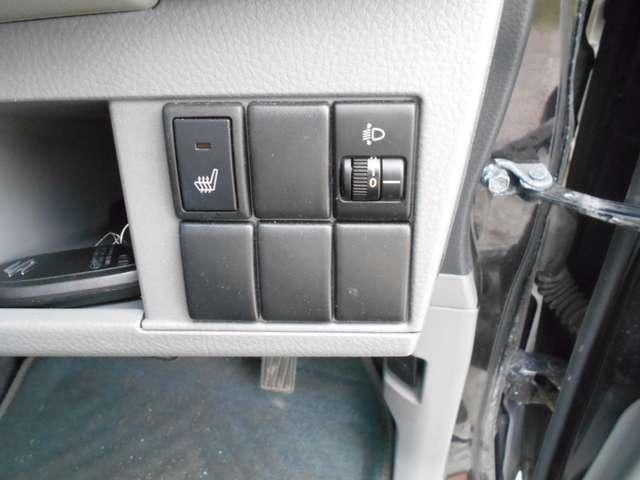 FXリミテッドII 4WD シートヒーター スマートキー(18枚目)