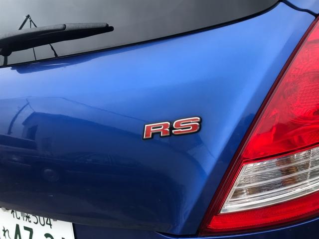 RS 4WD ETC バックカメラ ワンオーナー キーレス(6枚目)