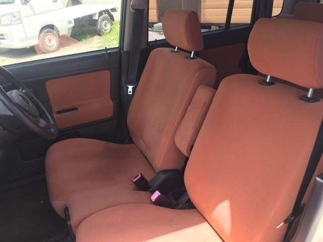 660 X2 4WD キーレス ベンチシート シートヒーター(9枚目)