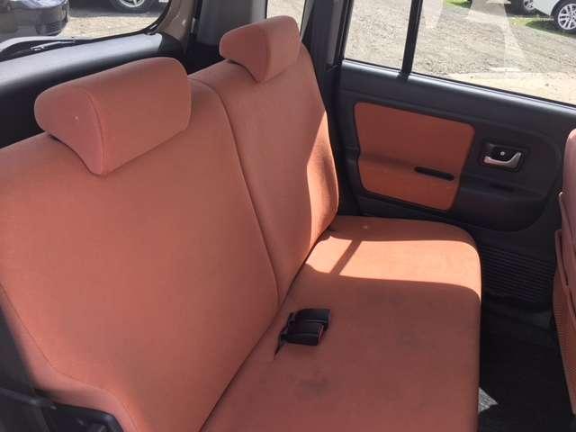 660 X2 4WD キーレス ベンチシート シートヒーター(11枚目)