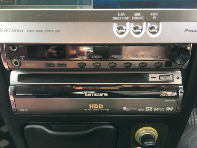 ジーノ 4WD アルミ 社外HDDナビ ウッドコンビH(20枚目)