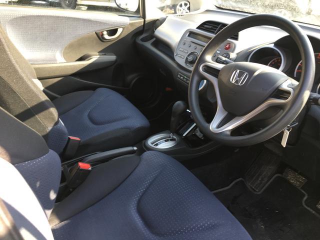 ホンダ フィット L Fパッケージ 4WD HID ナビ