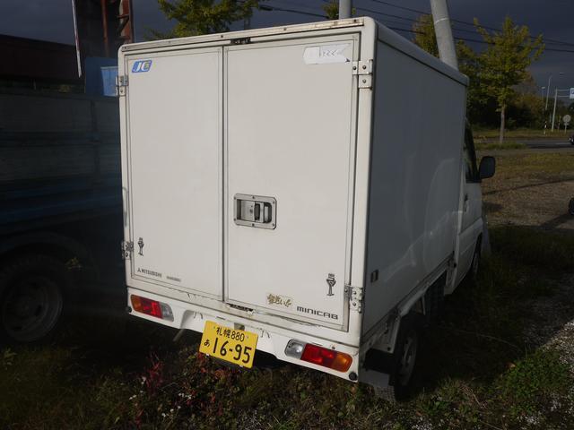 冷蔵冷凍車 4WD(3枚目)