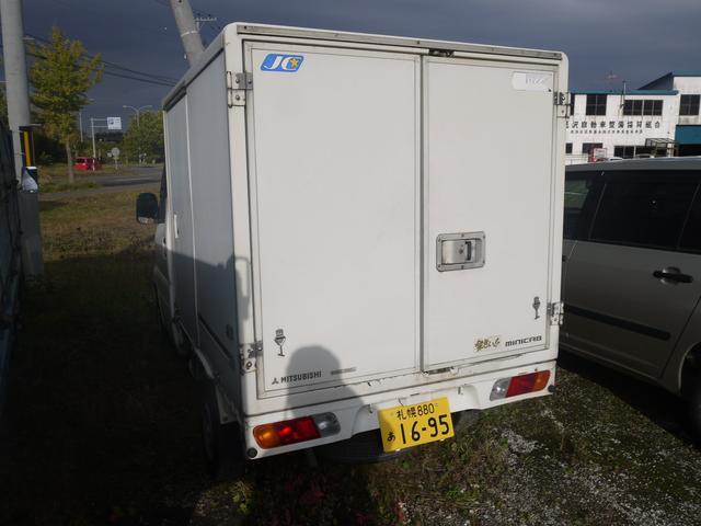 冷蔵冷凍車 4WD(4枚目)