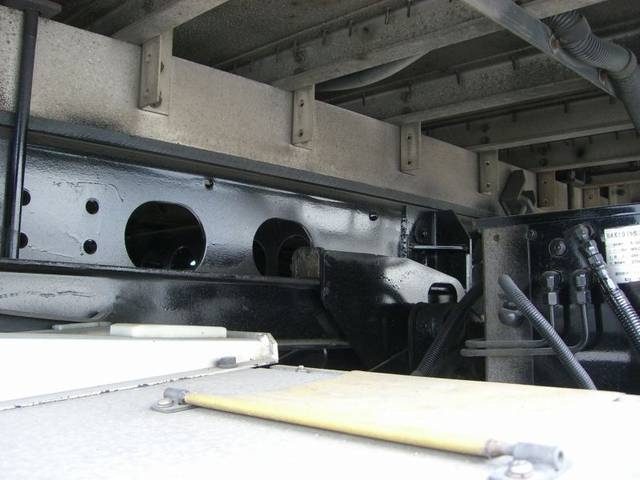 ドライバン KL-FK61HMZ 格納新明和ゲート付(10枚目)