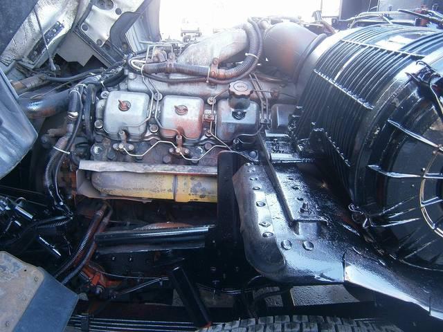 日産ディーゼル ビッグサム 平ボデー KC-CW53CVH 木製5方開