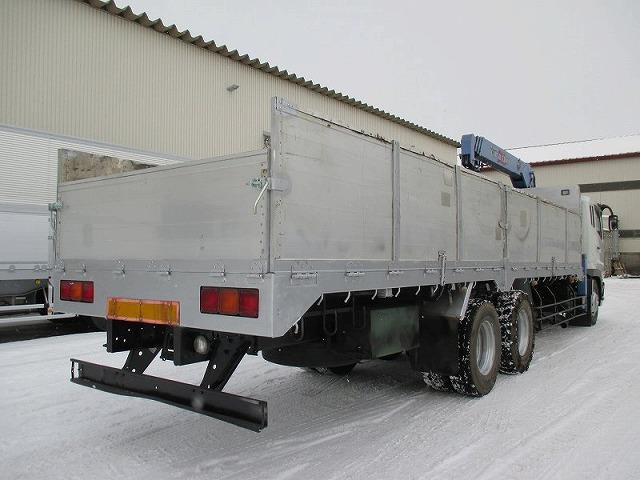 三菱ふそう スーパーグレート クレーン KL-FV50MTZ タダノ