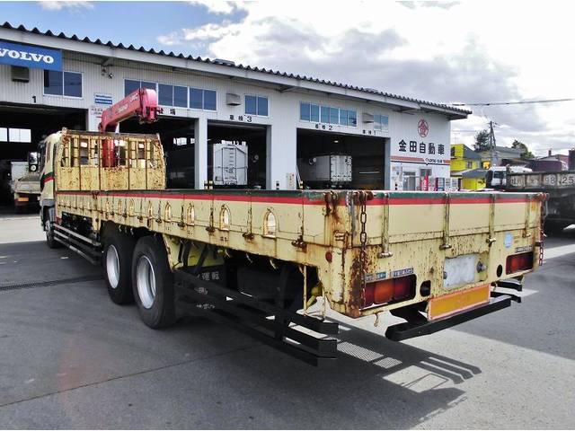 「その他」「スーパーグレート」「トラック」「北海道」の中古車4