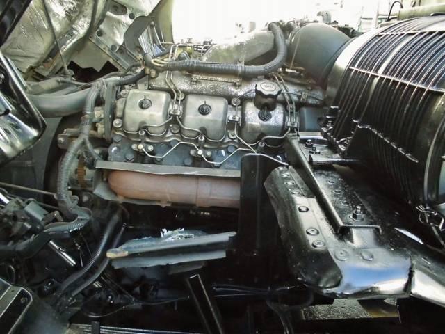 日産ディーゼル ビッグサム 平ボデー KC-CW53CWH 木製5方開