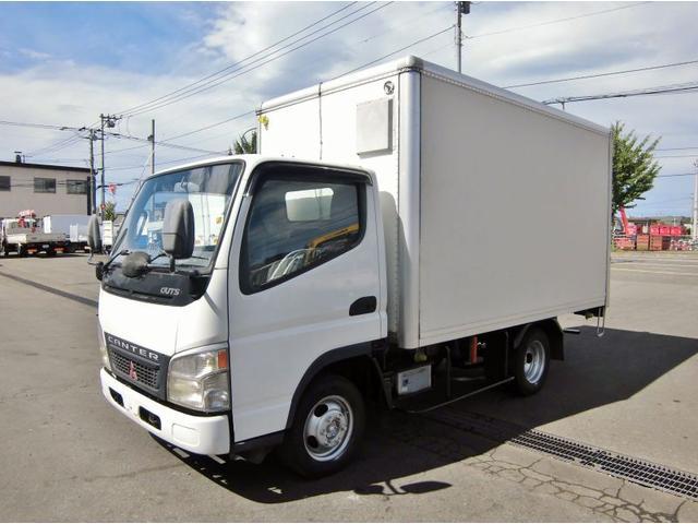 三菱ふそう キャンターガッツ ドライバン KK-FD70AB 4WD