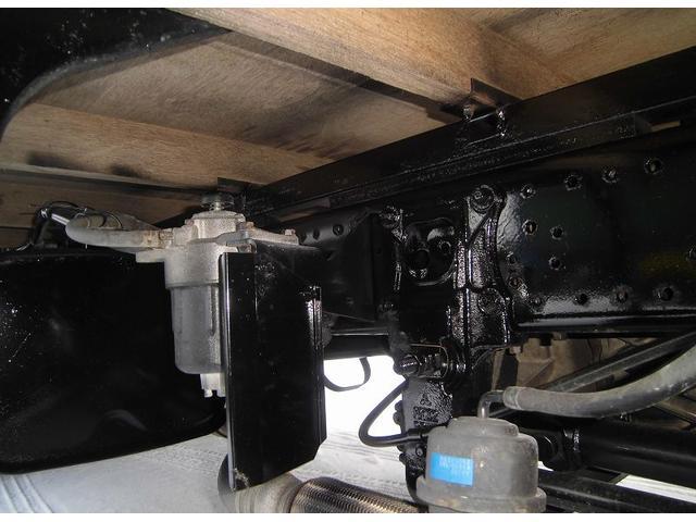 三菱ふそう キャンター 平ボディ PDG-FG84D 4WD
