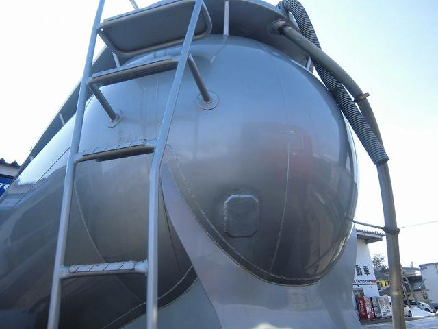 三菱ふそう スーパーグレート 粉粒体運搬車 PJ-FV50JZ 極東