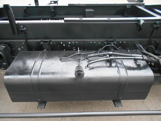三菱ふそう キャンター 深ダンプ PDG-FG84D 新明和