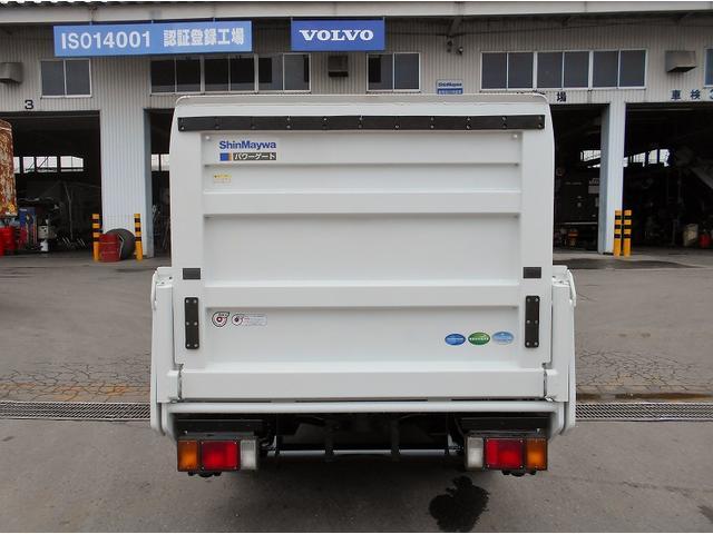 いすゞ エルフトラック Wキャブ TKG-NHS85A 新明和