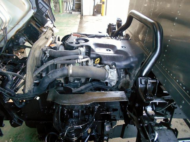 いすゞ エルフバン ドライバン TDG-NPS85AN 新明和