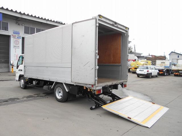 日産 アトラストラック ウイング KR-APR72PAV アルミ2方開
