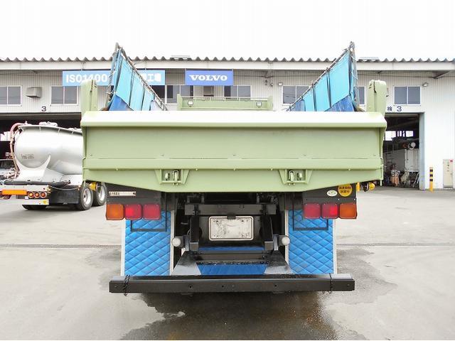 いすゞ ギガ ダンプ PDG-CYZ52P8 小平産業