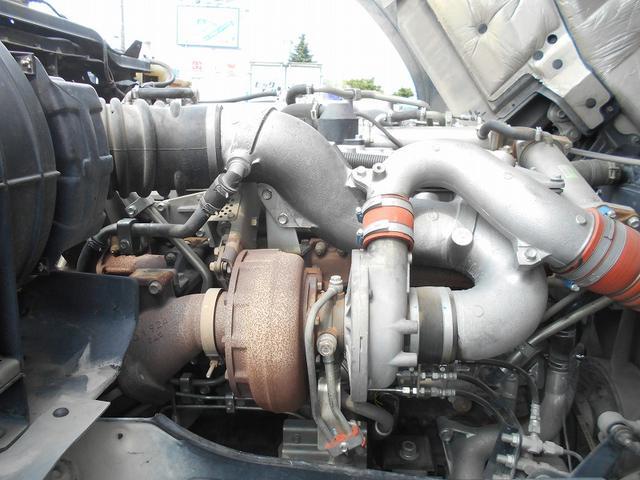 いすゞ ギガ ミキサー PJ-CXZ77K6 カヤバ
