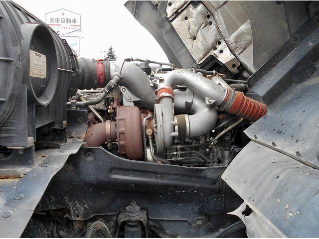 いすゞ ギガ ダンプ PJ-CYZ77V6 極東