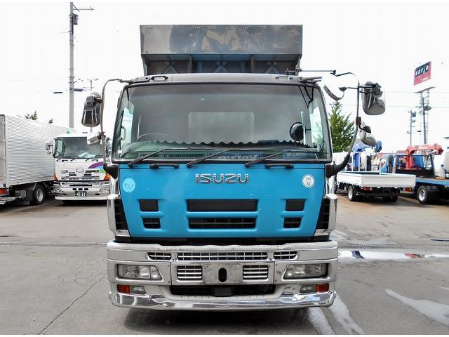 チップ運搬車 PDG-CYJ77W8 リヤエアサス(2枚目)
