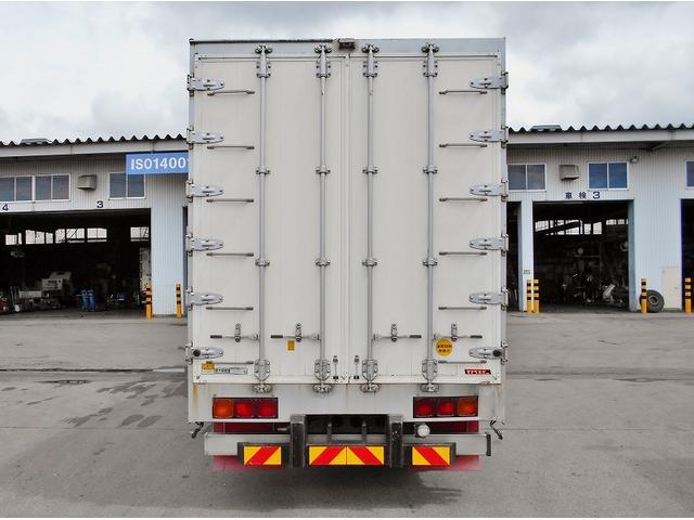 チップ運搬車 PDG-CYJ77W8 リヤエアサス(5枚目)