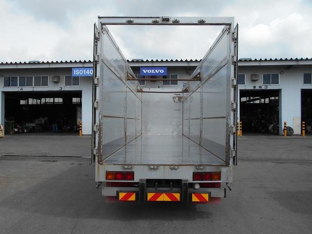 チップ運搬車 PDG-CYJ77W8 リヤエアサス(8枚目)