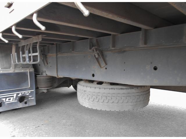 チップ運搬車 PDG-CYJ77W8 リヤエアサス(11枚目)