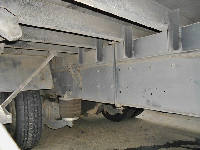 チップ運搬車 PDG-CYJ77W8 リヤエアサス(12枚目)