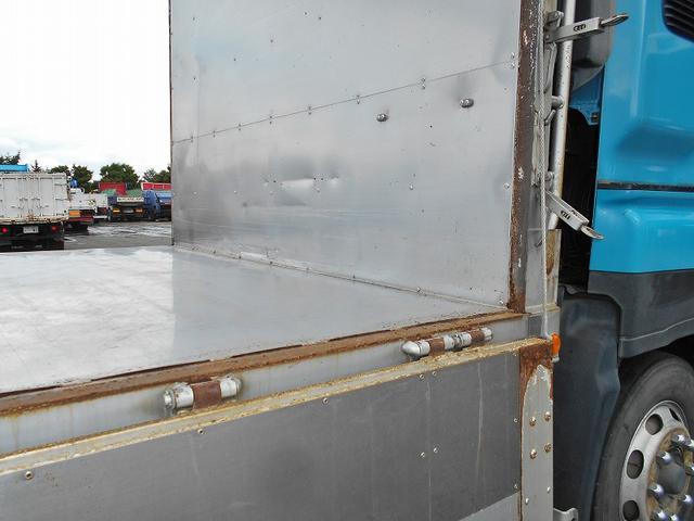 チップ運搬車 PDG-CYJ77W8 リヤエアサス(16枚目)