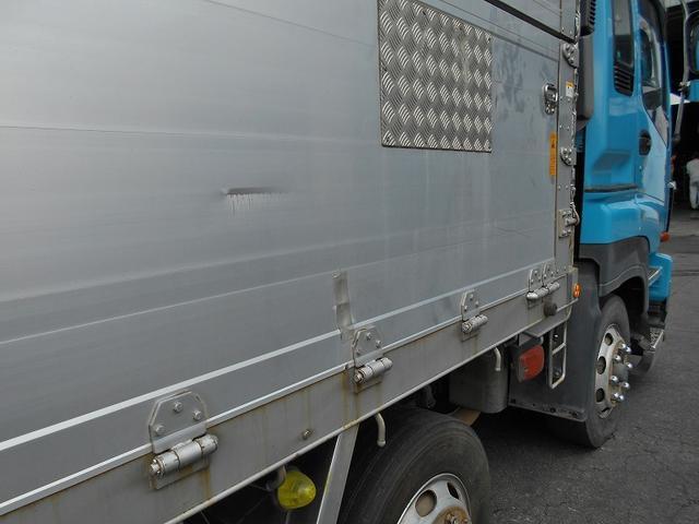 チップ運搬車 PDG-CYJ77W8 リヤエアサス(17枚目)