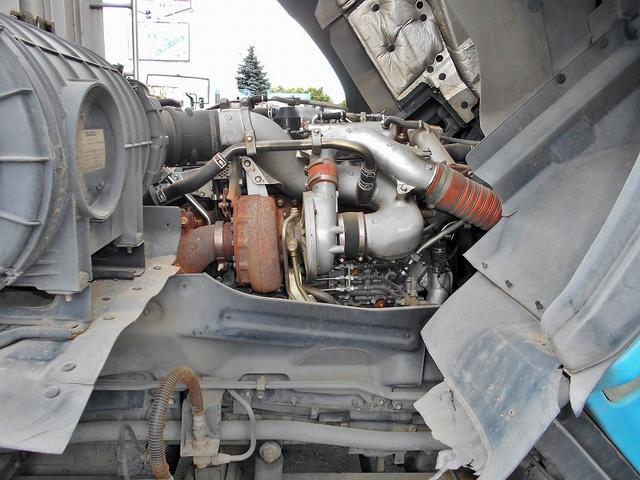 チップ運搬車 PDG-CYJ77W8 リヤエアサス(20枚目)