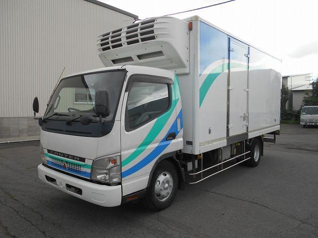 冷凍車 PA-FE83DGY デンソー(3枚目)