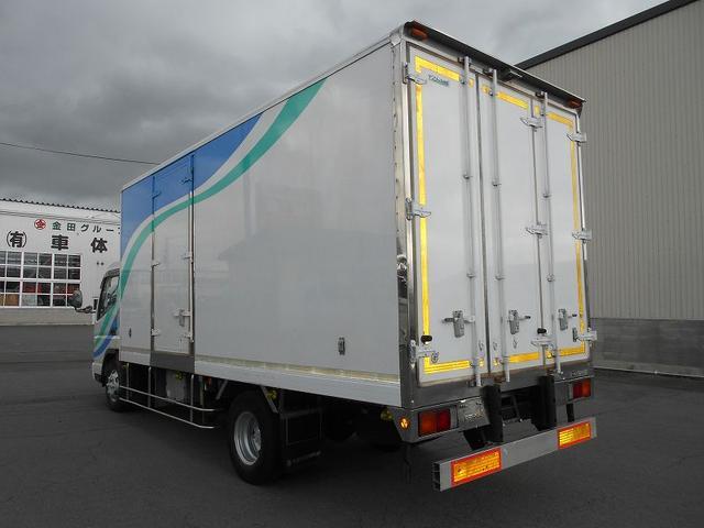 冷凍車 PA-FE83DGY デンソー(4枚目)