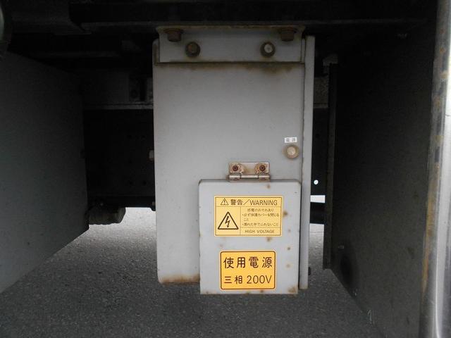 冷凍車 PA-FE83DGY デンソー(17枚目)