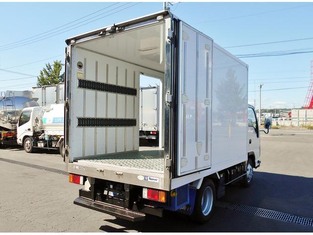 いすゞ エルフバン 冷凍車 TDG-NKS85AN 東プレ