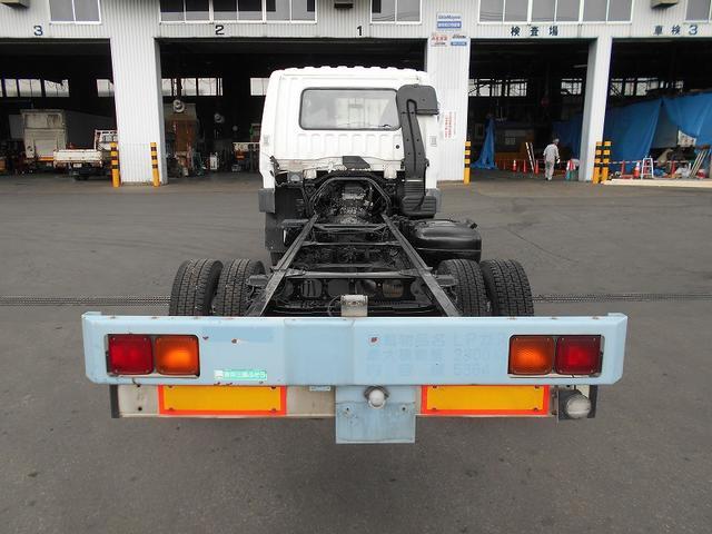 キャブ付シャーシ KK-FL63HG 4WD(3枚目)