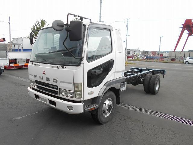 キャブ付シャーシ KK-FL63HG 4WD(4枚目)