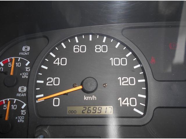 キャブ付シャーシ KK-FL63HG 4WD(24枚目)