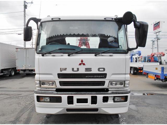 キャブ付シャシ KL-FV50MTZ GVW25t(2枚目)