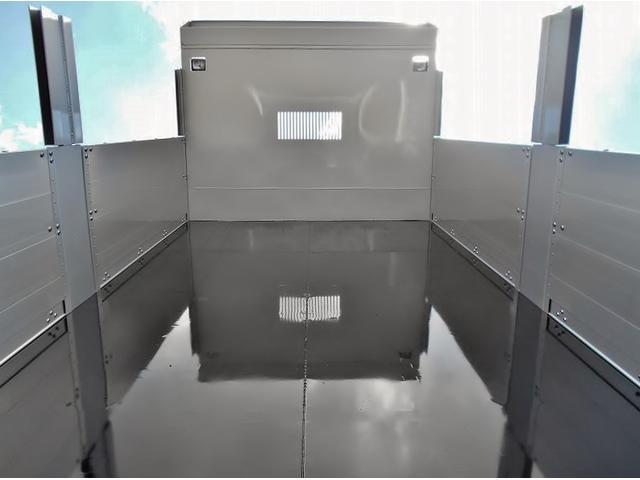 深ダンプ 2KG-FD2ABA 新明和(7枚目)