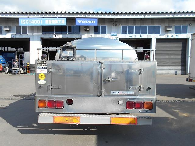 ミルクローリー PJ-FK72FZ モリタ(5枚目)