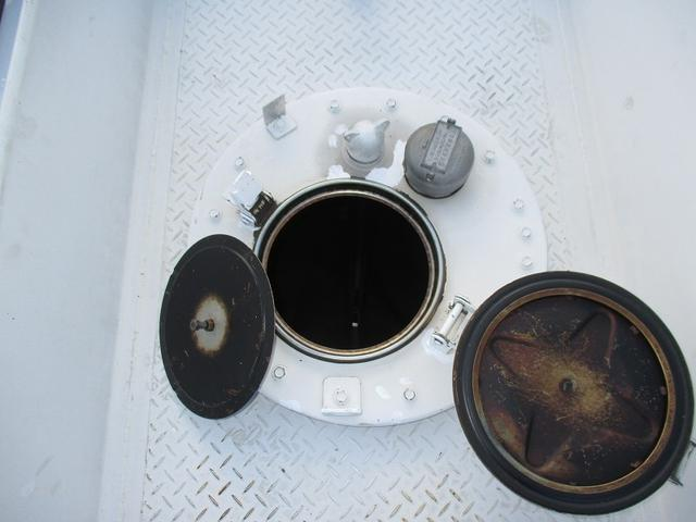 タンクローリー BDG-MK35C 新明和工業(7枚目)