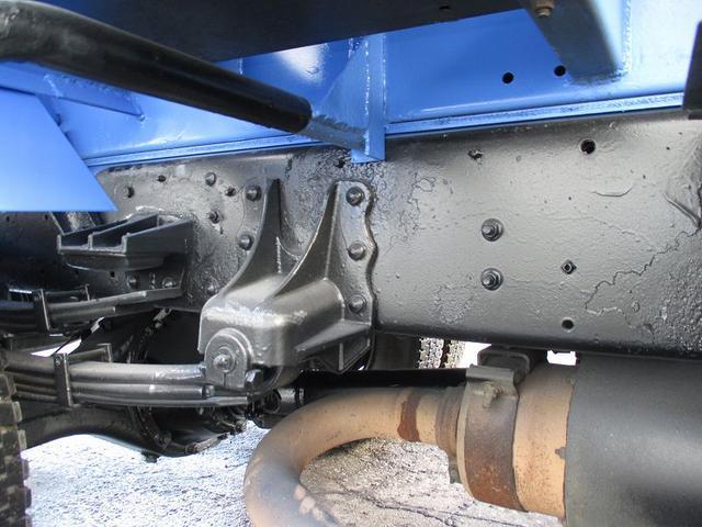 タンクローリー BDG-MK35C 新明和工業(14枚目)