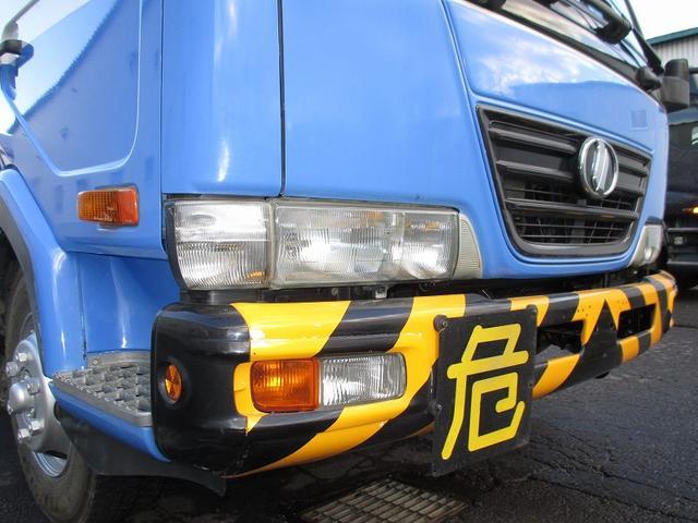 タンクローリー BDG-MK35C 新明和工業(15枚目)