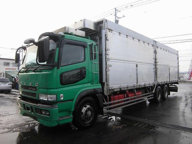 チップ運搬車 PJ-FU50JZ(2枚目)