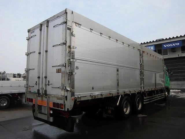 チップ運搬車 PJ-FU50JZ(7枚目)