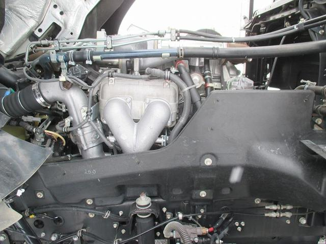 深ダンプ・QKG-CXZ77AT・リアダンプ式(19枚目)
