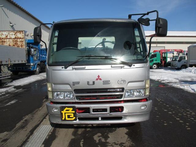タンクローリー PA-FK61FG 新明和工業(2枚目)