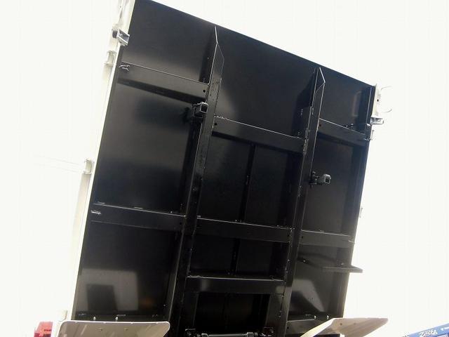 ダンプ TKG-XZC675T 新明和(11枚目)